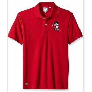 Lacoste Disney Mickey Mouse Polo Shirt